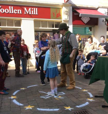 Merlin Magic Carmarthen 2