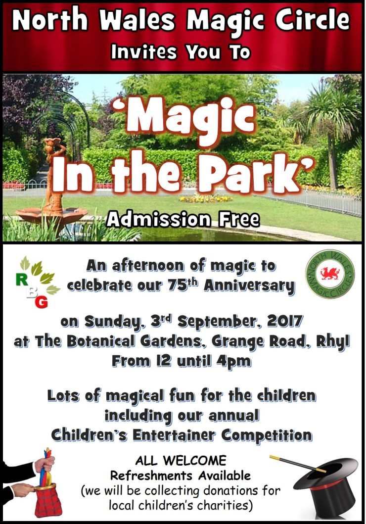 Magic In The Park