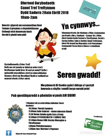 Welsh Information day