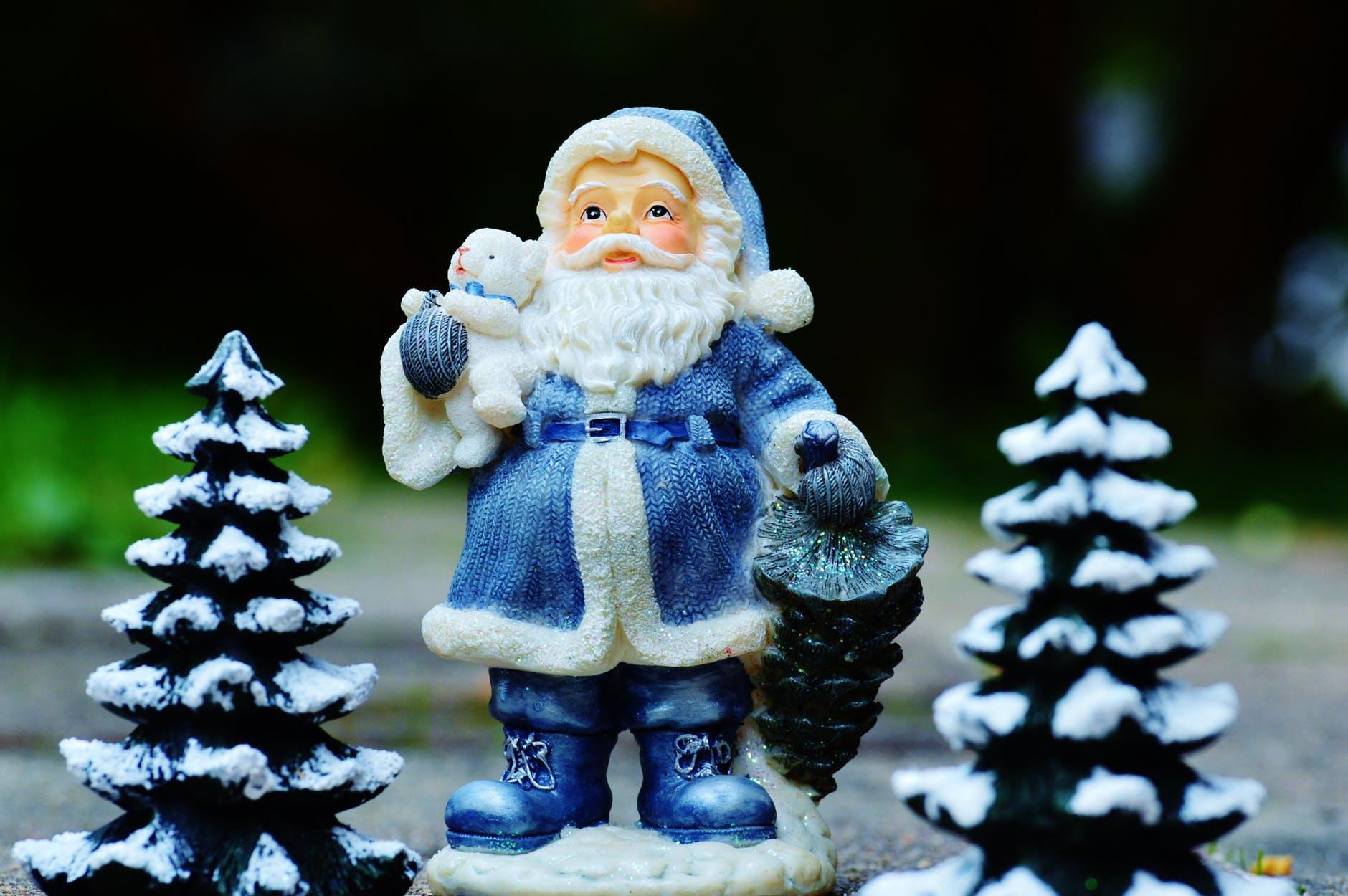 festival decoration christmas santa claus